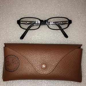 Ray ban small optical glasses